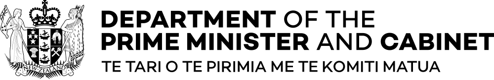 Logo - Department of the Prime Minister and Cabinet (DPMC).