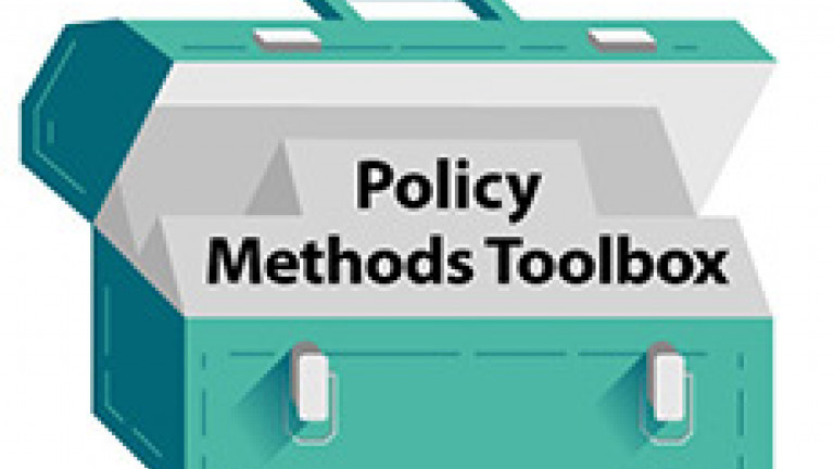 Policy methods toolbox