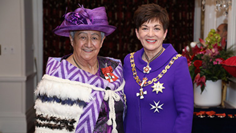 Dame Aroha Reriti-Crofts, DNZM, for services to Māori and the community