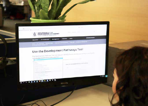 Using the Development Pathways Tool