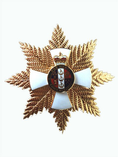 Badge of a Member of the New Zealand Order of Merit