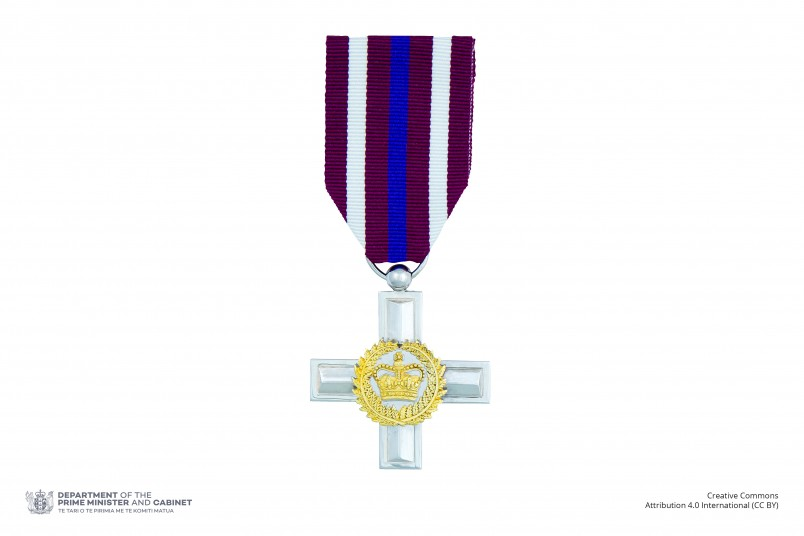 The New Zealand Gallantry Decoration