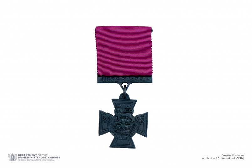 The Victoria Cross for New Zealand