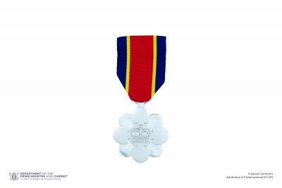The New Zealand Distinguished Service Decoration