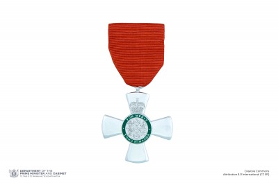 Insignia of a Member of the New Zealand Order of Merit