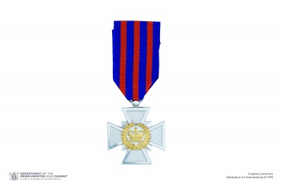 The New Zealand Bravery Decoration