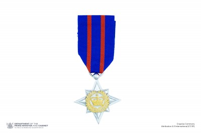 The New Zealand Bravery Star