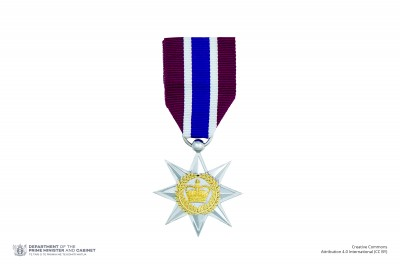 The New Zealand Gallantry Star